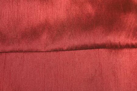carmesí brillante acanalado tejido sintético - textura
