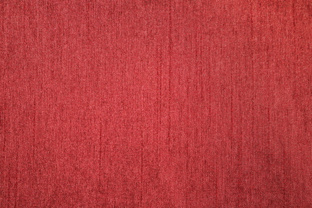 ribbed: brilliant crimson ribbed synthetic fabric - texture