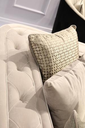 pillow case: pillows on a sofa - an interior design element