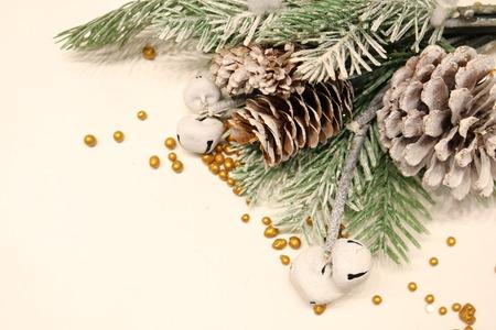 lurex: christmas fir branch