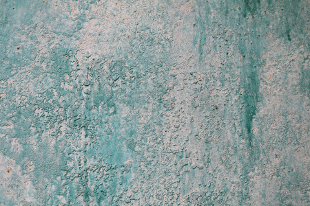 Texture of the old painted metal