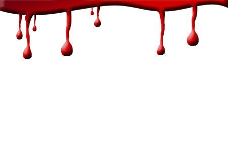 bloodied: Blood drops
