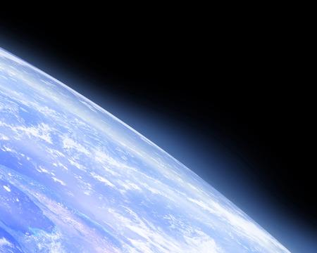 stratosphere: Earth horizon