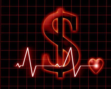 The cost of public healthcare photo