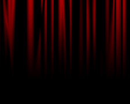 rideau de theatre: Film ou rideau de th��tre
