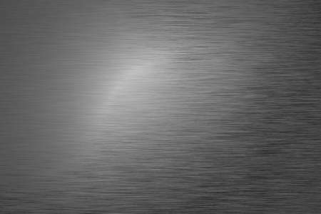 Grey metallic texture photo