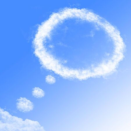 spacing: Cloudshape with empty spacing