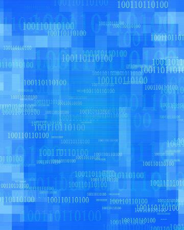 bytes: Bits and bytes background