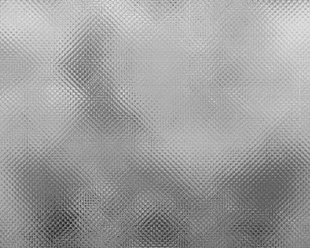 inox: alluminium metal plate with reflection Stock Photo
