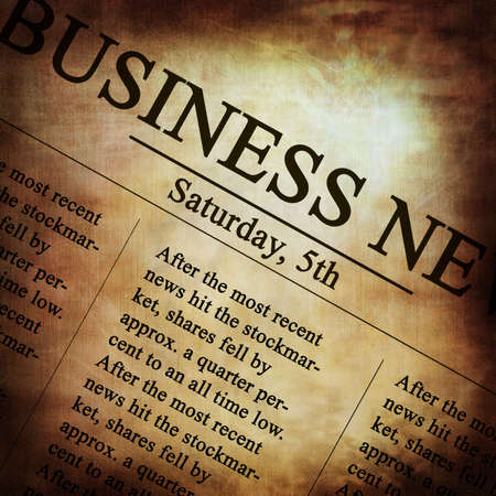 Business paper Stock Photo - 2689158