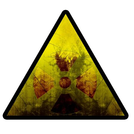 Nuclear sign Stock Photo - 2688891