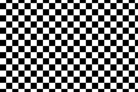 fastest: Simple checkered background Stock Photo