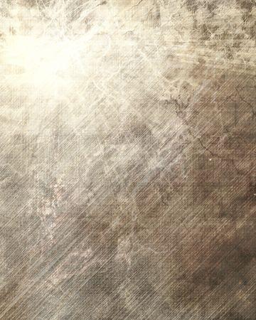 inox: Brushed metal