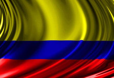 columbian: Columbian flag
