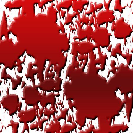 Blood splatter Stock Photo - 2792464