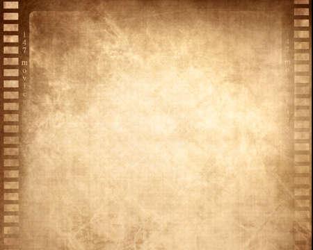 emulsion: Filmstrip Stock Photo