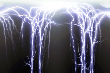 Electrical sparks Stock Photo - 2802084