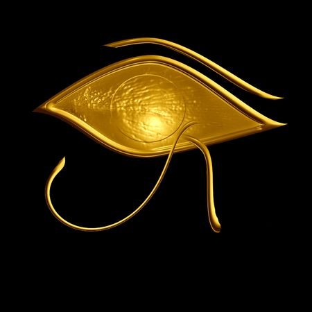 eye of horus: egyptian symbol: the eye of horus