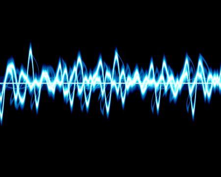 waveform: Visual representation of a soundwave
