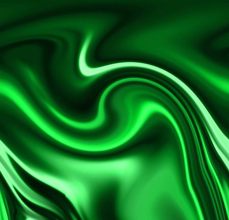 cortinas verdes  Foto de archivo - 3207015