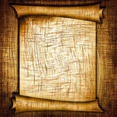 Oude schuif op houten achtergrond