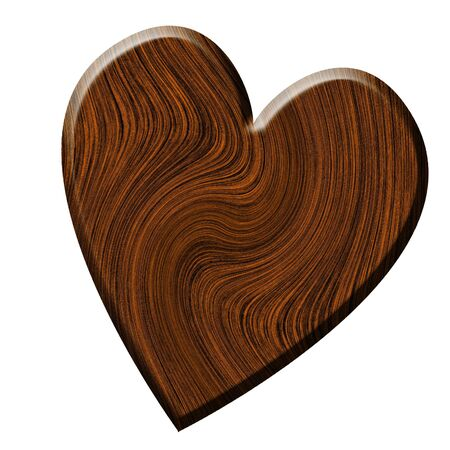 soul mate: Wood texture with straight lines in the shape of a heart