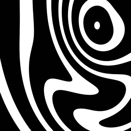 zebra pattern in the colours white and black Stock Photo - 3300943