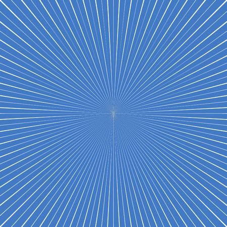 Abstract white rays on a soft blue background Stock Photo - 3497381