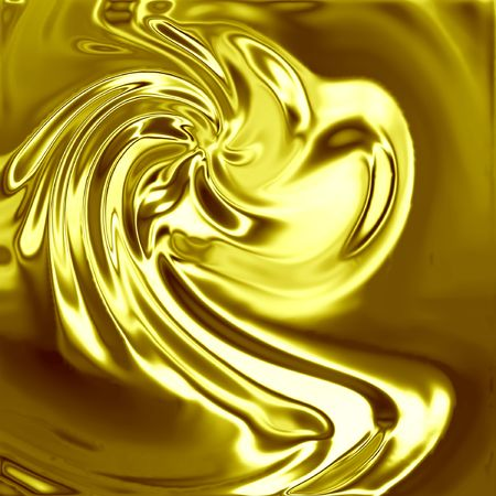 crude oil: flowing oil with some smooth lines in it Stock Photo
