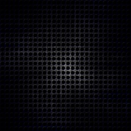 metal plate or grid with some holes in it Stock Photo - 3640506