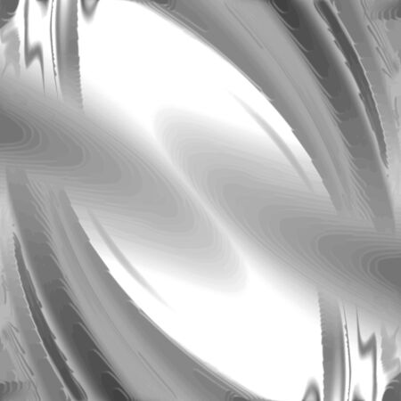liquefy: silver or whrome background with some smooth lines in it Stock Photo