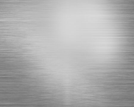 inox: metal plate texture with some reflection in it
