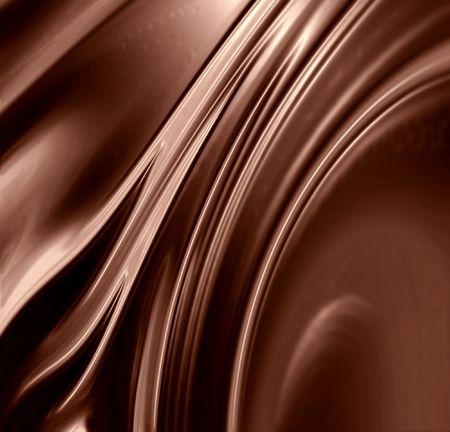 drippings: Remolino de chocolate suave con algunas l�neas en que