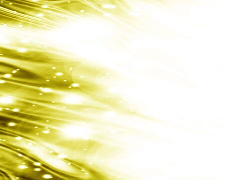 liquid gold with some smooth lines in it Stock Photo - 3752984
