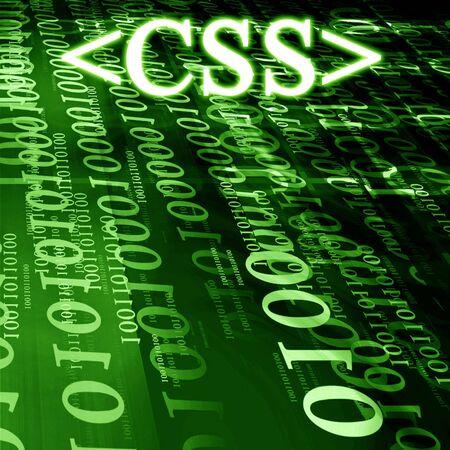 javascript: bits y bytes sobre un fondo verde