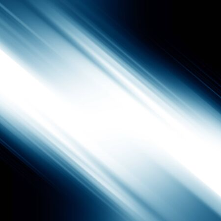 abstract blue background with some smooth lines in it Stock Photo - 3930976