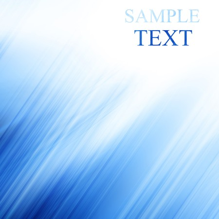 abstract background with white and blue in it Stock Photo - 3964496