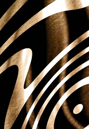 hid: old zebra skin texture with black and white pattern Stock Photo