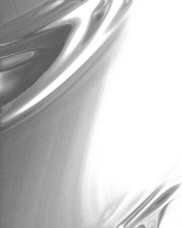 liquid metal with some smooth lines in it photo