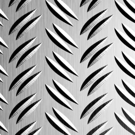 inox: Metal plate texture with some damage on it Stock Photo