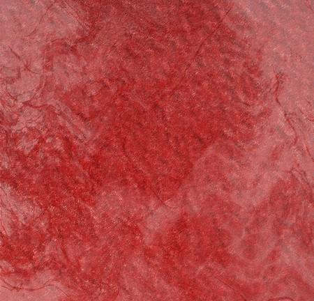 fibres: close-up of the fibres of a red carpet