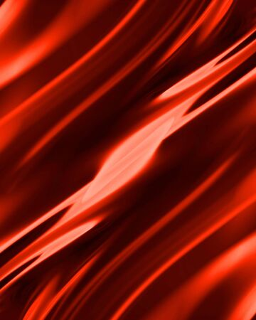 Red drapery with some smooth folds in it Stock Photo - 4385601