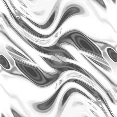 Silver metallic background with soft reflections and shades photo