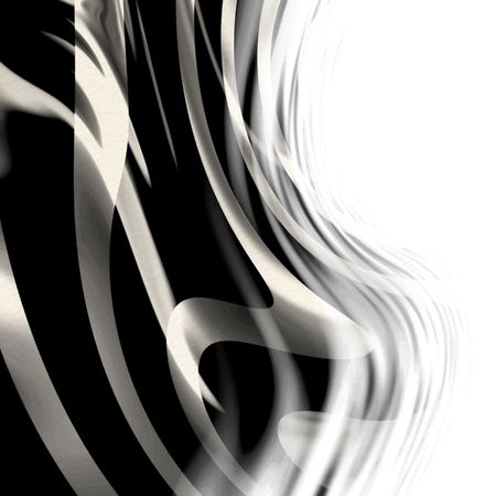 Zebra skin texture with some smooth lines in it photo