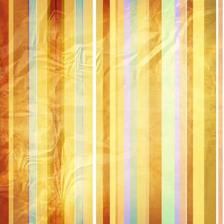 striped background with some wrinkles in it Stock Photo - 5659492