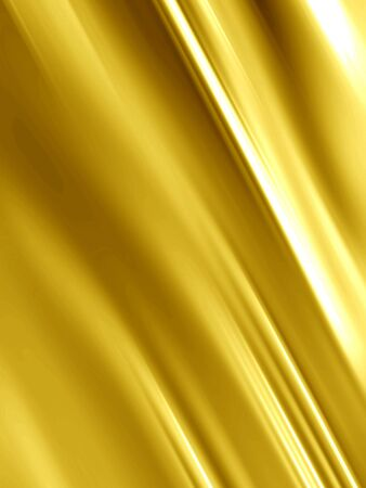 gold silk with some smooth lines in it photo