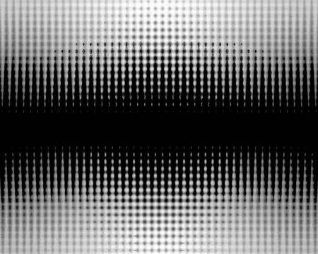 quake: earth quake lines on a grey background Stock Photo