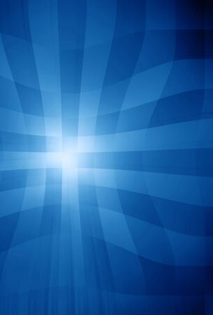 cubic: abstract blue background with some cubic features