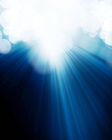 famous actor: abstract blue background with some rays in it
