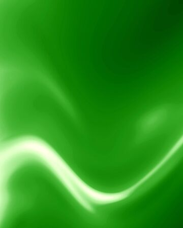 whirling: green background with some smooth lines in it
